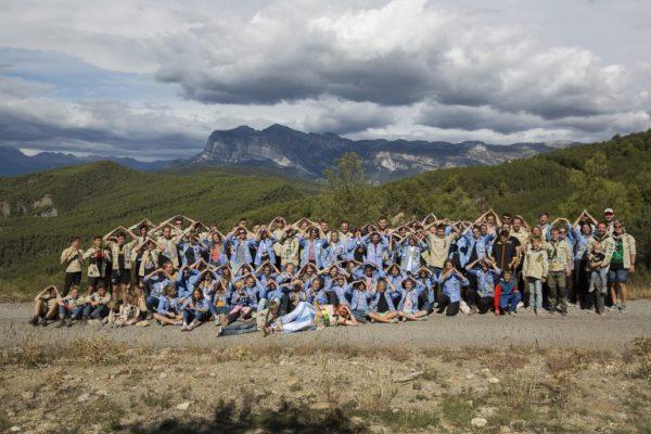 Herbstlager 2018 Asterix und Obelix in Spanien